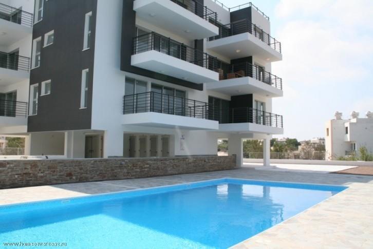 Апартаменты в Пафосе.