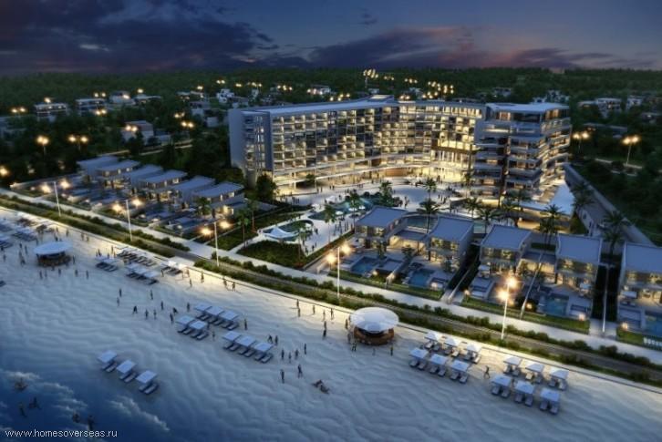 Уникальные апартаменты на берегу моря.