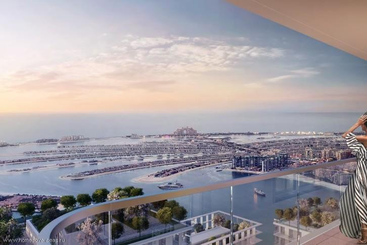 Новый масштабный проект в Дубае.