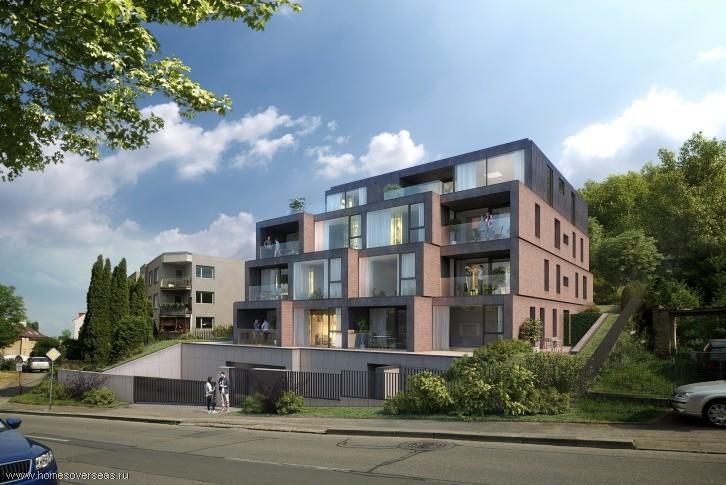 Новая квартира в живописном месте в Праге 5