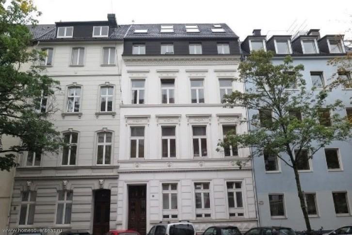 Квартира рядом с центром Дюссельдорфа.
