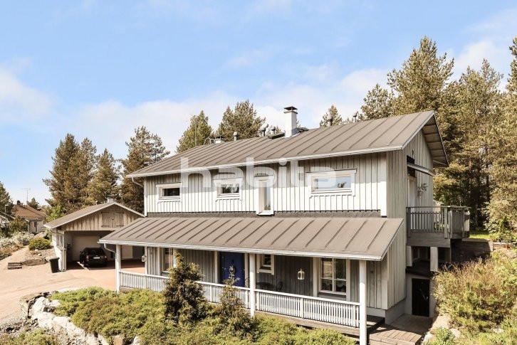 Как купить дом в финляндии стоимость жизни в грузии