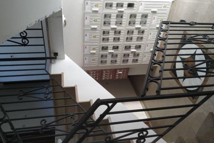 Однокомнатная квартира с балконом в Сутоморе