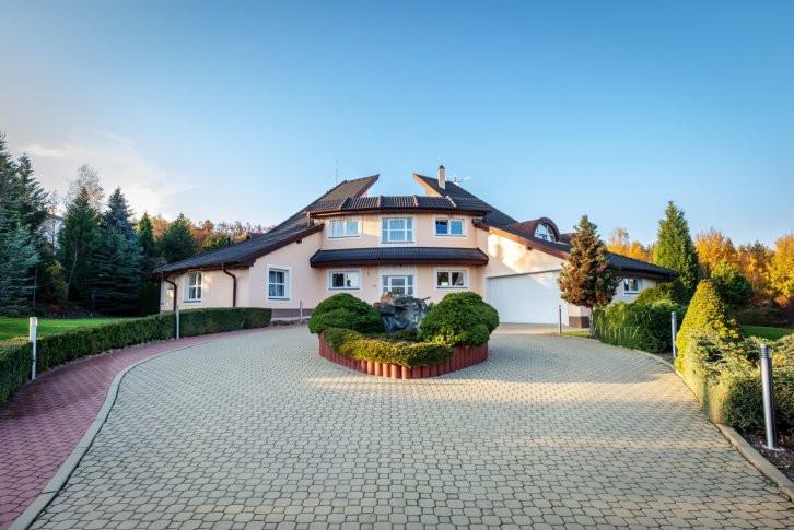 Дом класса Люкс в Праге-Запад