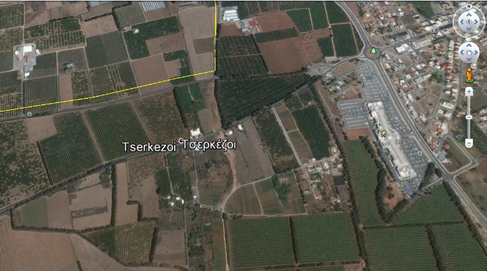 Land for sale 11311 sq.m. in the area of new casino