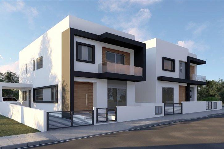 Brand new luxury three bedroom house in Nea Ekali