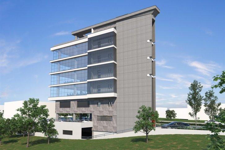 Business centre on spyrou kyprianou ave. - limassol